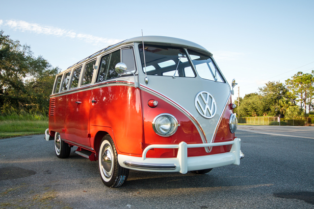 Used 1961 Volkswagen Bus