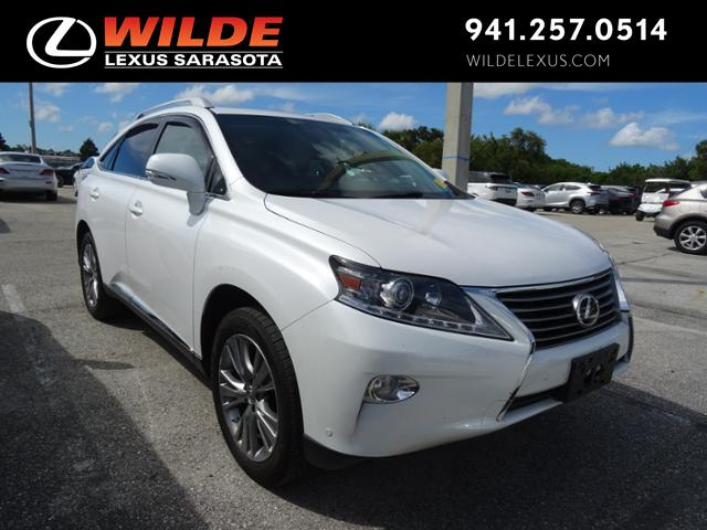 Pre Owned 2014 Lexus RX 350