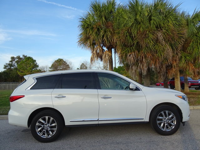 Pre-Owned 2013 INFINITI JX35