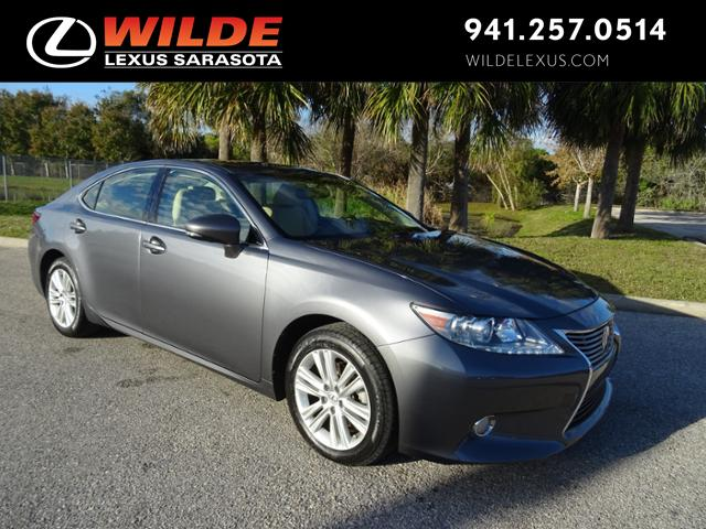Pre Owned 2013 Lexus Es 350 4dr Sdn 4dr Car In Sarasota Lp10079a