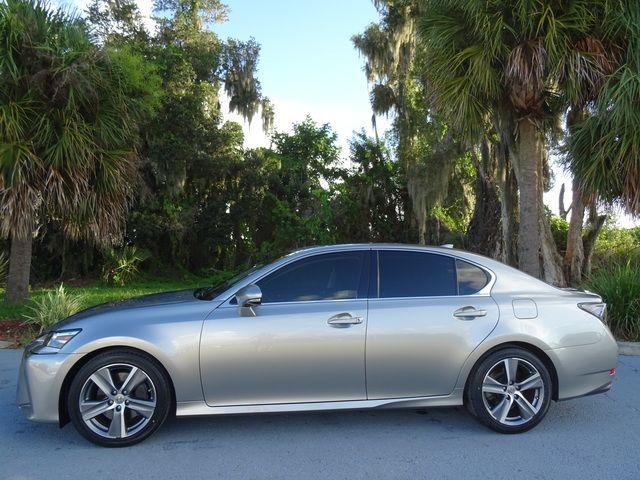 L/Certified 2016 Lexus GS 350 RWD 4dr Car