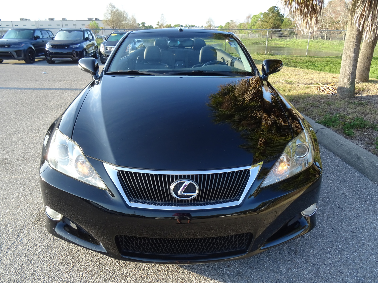 Pre-Owned 2010 Lexus IS 250C