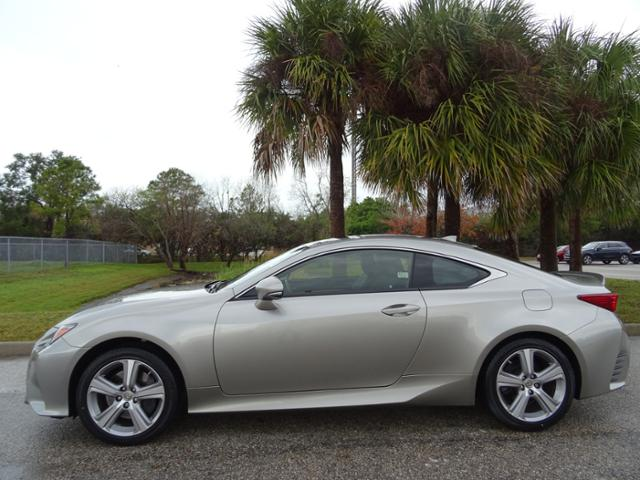Certified Pre-Owned 2015 Lexus RC 350