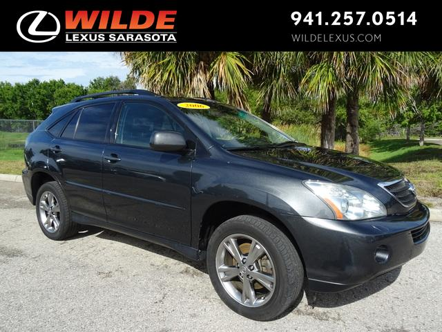 Pre-Owned 2006 Lexus RX 400h