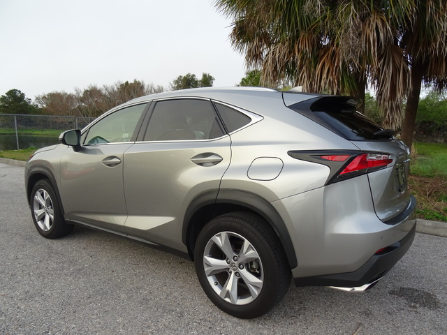 Certified Pre-Owned 2017 Lexus NX Turbo
