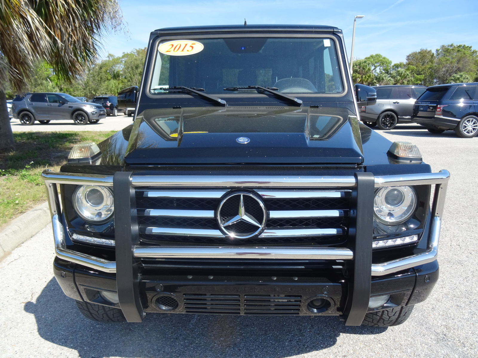 Pre-Owned 2015 Mercedes-Benz G 550 G 550