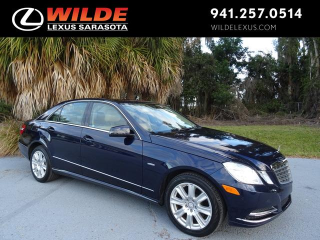 Pre-Owned 2012 Mercedes-Benz E 350 E 350 Luxury