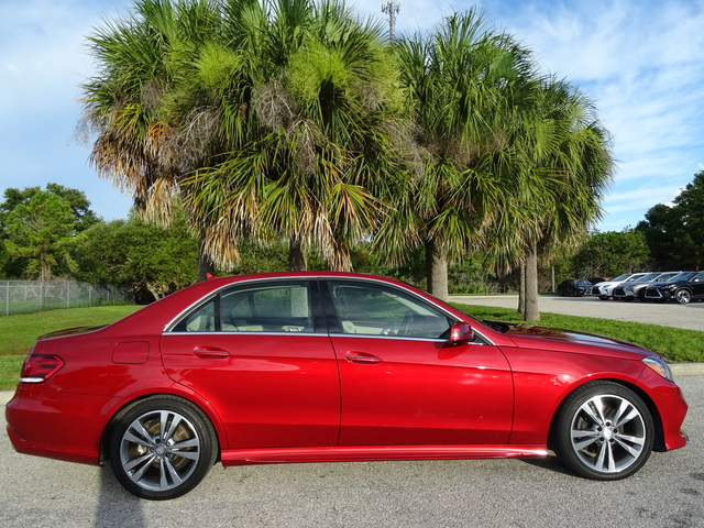 Pre-Owned 2014 Mercedes-Benz E 350 E 350 Sport