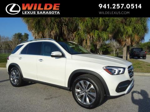 Pre-Owned 2020 Mercedes-Benz GLE 450 GLE 450