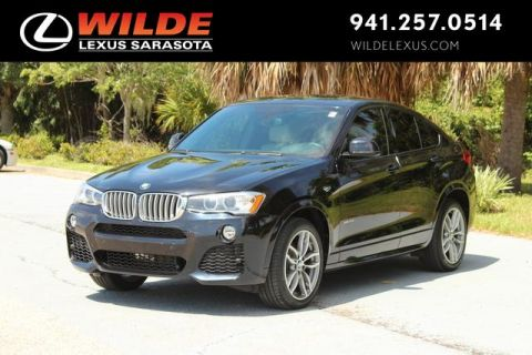 Pre-Owned 2015 BMW X4 xDrive35i xDrive35i