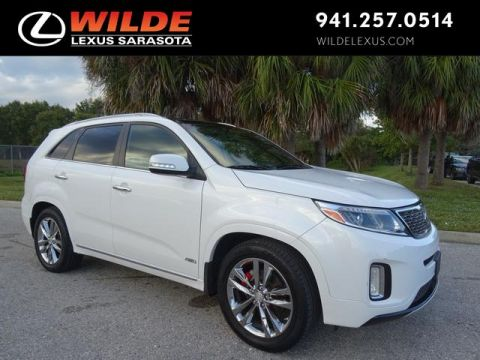 Pre-Owned 2015 Kia Sorento SX Limited