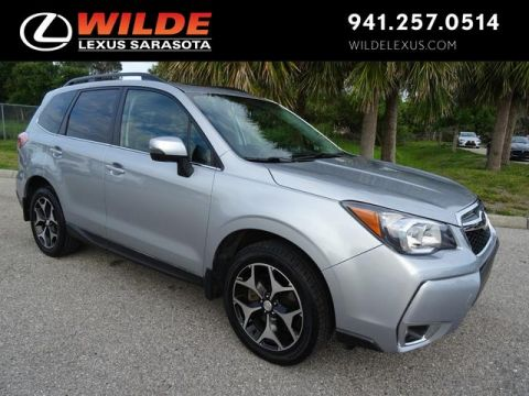 Pre-Owned 2014 Subaru Forester 2.0XT Touring