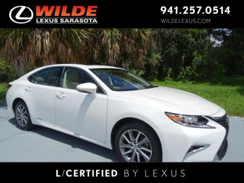 Lexus Certified Pre-Owned Cars in Sarasota | Wilde Lexus