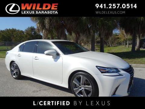 Certified Pre-Owned 2017 Lexus GS 350 GS 350