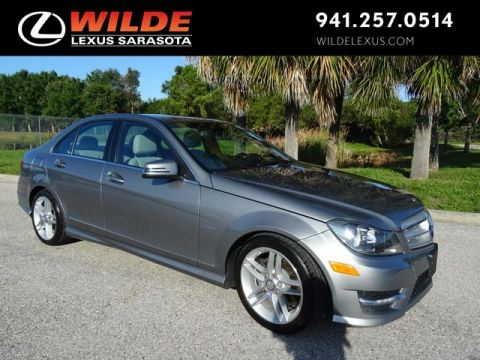 Pre-Owned 2012 Mercedes-Benz C 250 C 250 Sport