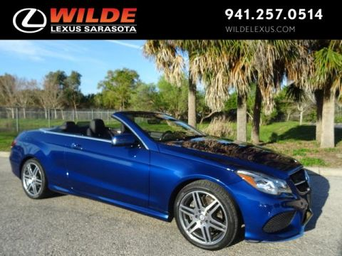 Pre-Owned 2017 Mercedes-Benz E 400 E 400
