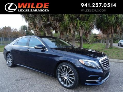 Pre-Owned 2015 Mercedes-Benz S 550 S 550